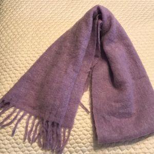 J Crew cashmere scarf. Used twice.